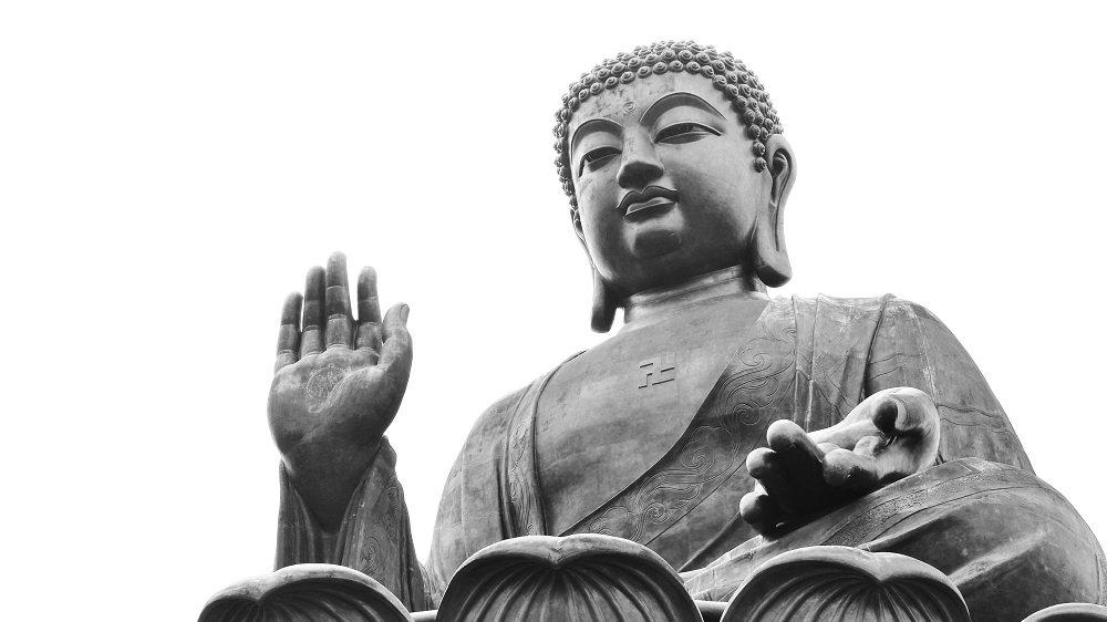 Dette forløb gør jer klogere på hovedtankerne i buddhismen.